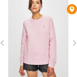 Tommy Hilfiger Sweatshirt Pink XXS-XS NWT